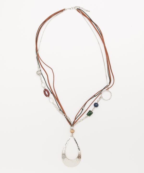 Gipsy Drop Necklace