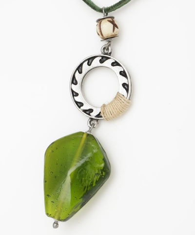 Collier Circle Wave -Colliers-Ametsuchi