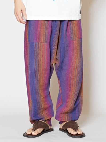 Indian Woven Cotton Pants