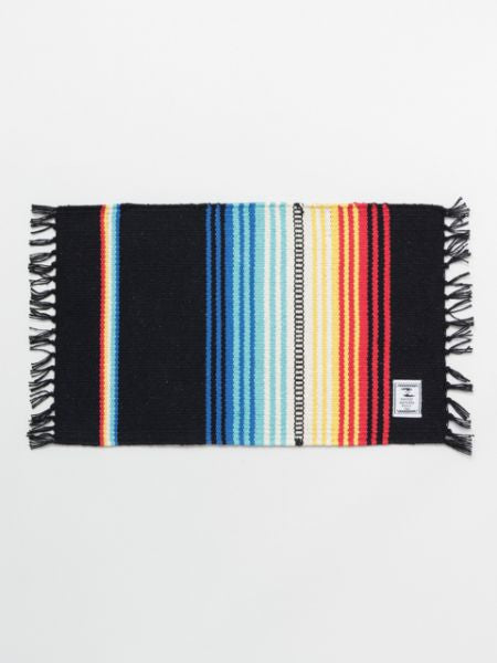 Mexican SARAPE Pattern Hand Woven Rug Placemat