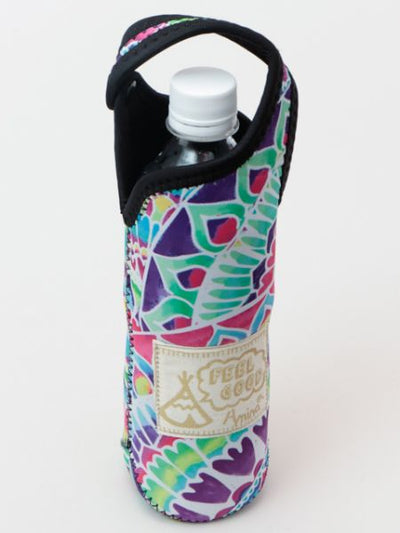 Festival Cold Storage Water Bottle Cover-Kitchen Goods-Ametsuchi