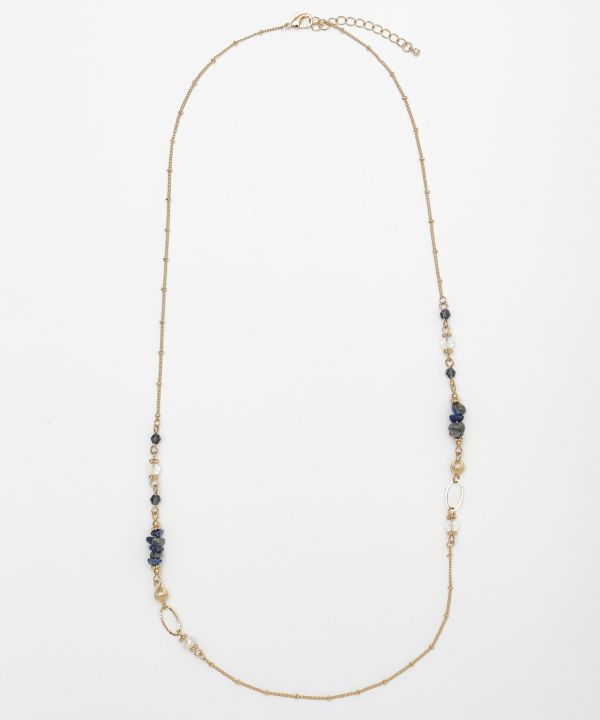 Collar Pebble Gems -Collares-Ametsuchi