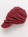 Volume Knit Cap-Caps & Hats-Ametsuchi