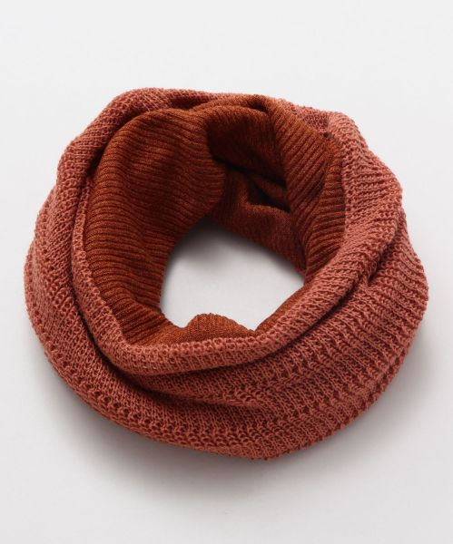 Earthy Convertible Snood-Scarves-Ametsuchi