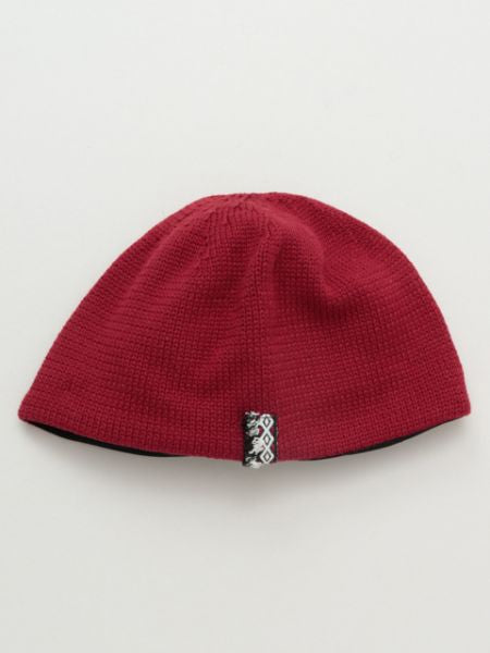 Knitted Cotton Beret-Caps & Hats-Ametsuchi