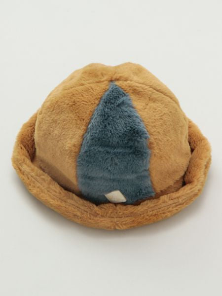 Bi Color Boa Hat-Ametsuchi