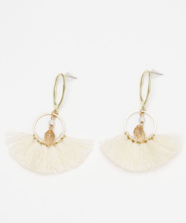 Dreamy Fringe Earrings