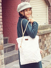 Faux Fur Tote Bag-Bags & Purses-Ametsuchi