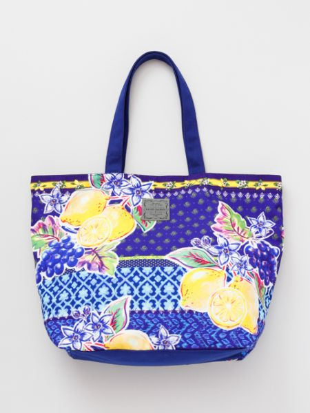 Provence Pattern Big Tote Bag