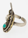 Native American Motiv Ring-Ametsuchi
