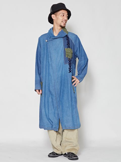 Shepherd's Denim Coat