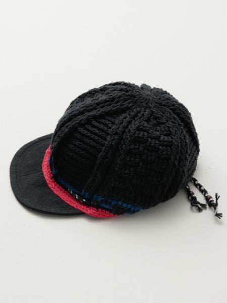 Nepali Cotton Knitted Cap-Ametsuchi