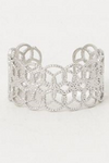 Metal Lace Ring-Rings-Ametsuchi