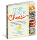 One Hour Cheese by Claudia Lucero (cow and goat milk)