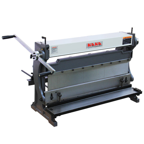 Combination Shear Brake & Roll