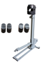 Kaka Industrial FSM-16 Metal Shrinker Stretcher, Manual Metal Forming Shrinker Stretcher With Foot Pedal
