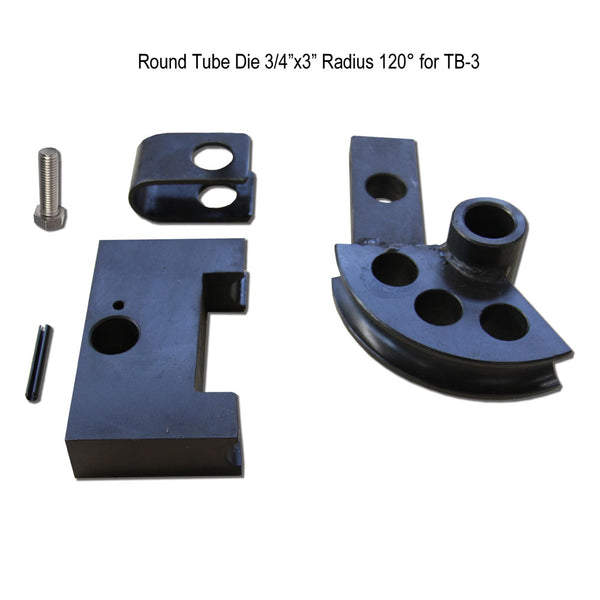 Round Tube Die for TB-3