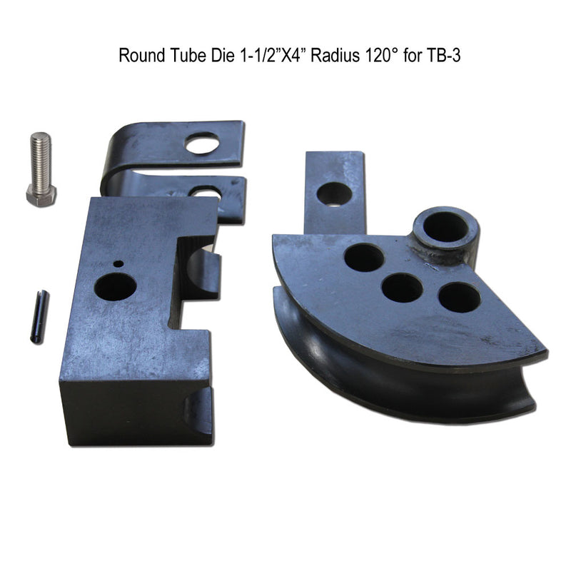 Optional Tube Dies for  TB-3, Round & Square