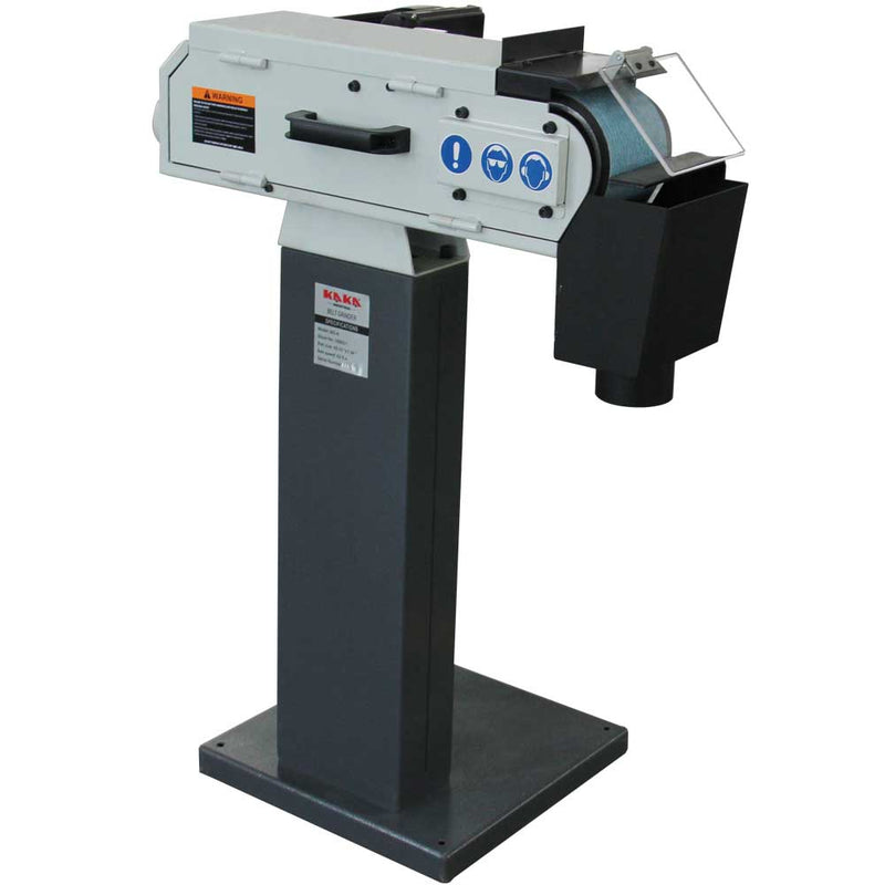 Kang industrial BG-4  Belt Grinder, High Speed Beld Grinder