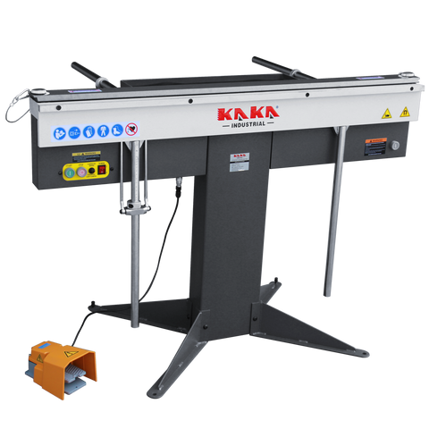 KAKA Industrial EB-5216 Manual Magnetic Sheet Metal Brake, ,1-Phase 220V