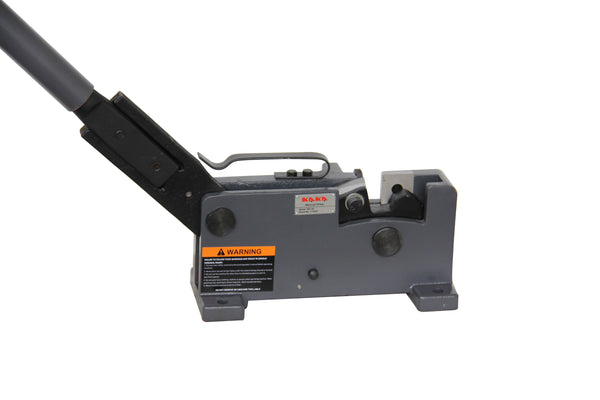 Kaka MS-24  Sheet Metal Hand Shear, Rebar, Rod & Round Steel, Flat Bar Cutter