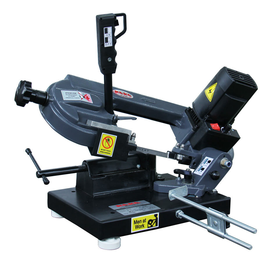 Kaka Industrial Bs 85 Metal Cutting Band Saw Mini Band