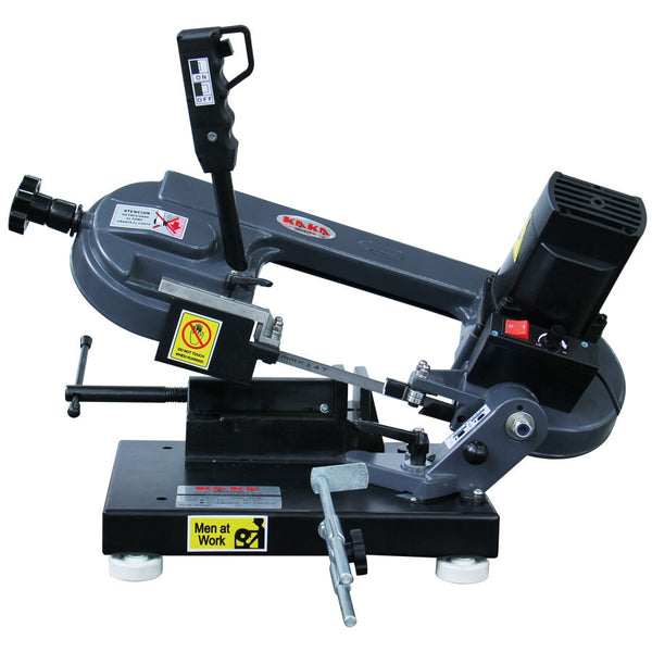 KAKA Industrial BS-85 Metal Cutting Band Saw, Mini Band Saw