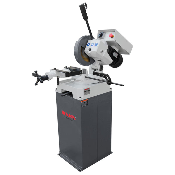 "Kaka CS-11 Heavy Duty Manual Cold Saw, 11"" Blade Diameter"