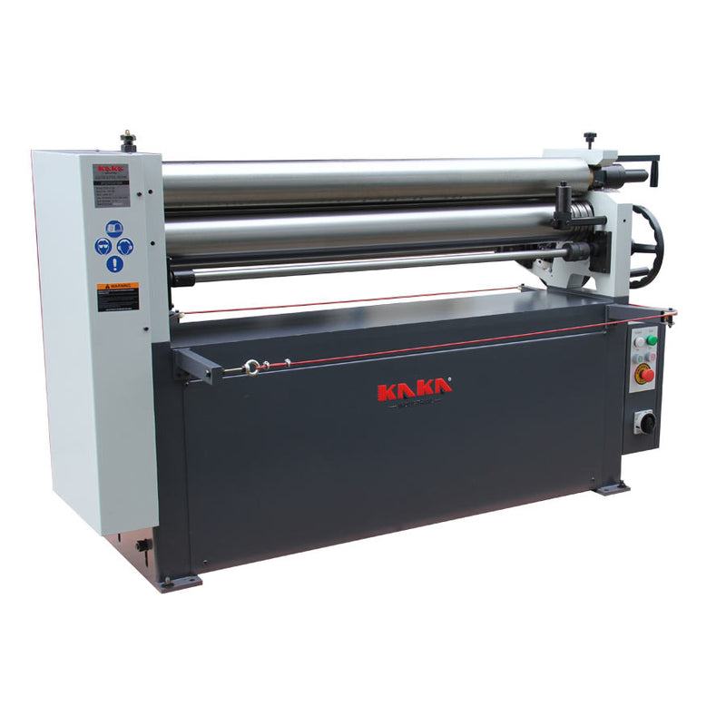 Kang industrial ESR-5108 Electric Slip Roll Machine, Plate Rolling Machines