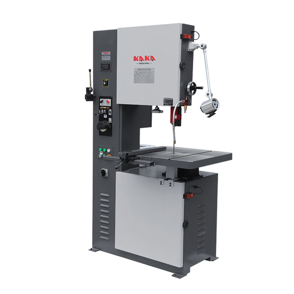 "10% OFF!!! KAKA Industrial VS-2012 19""x12"" (W x H) Vertical Band Saw"