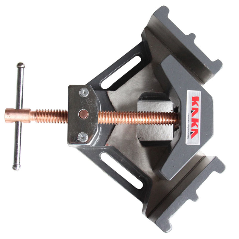 Kaka Angle Clamp, 90 Degree Heavy Duty Cast Iron Angle Clamp-AC 60