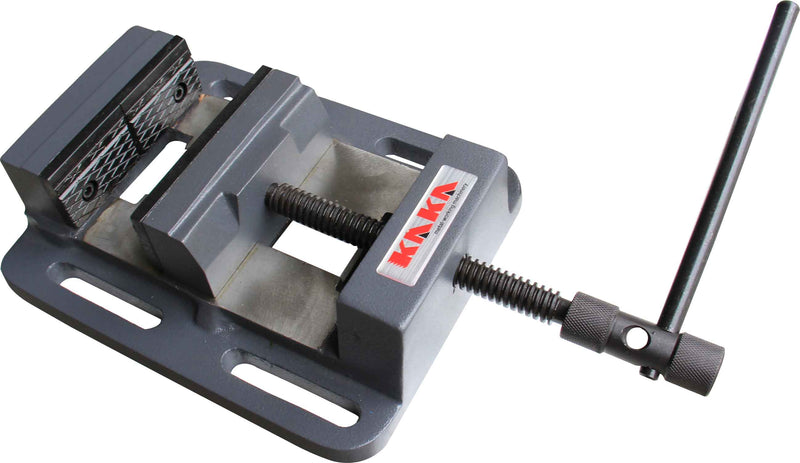 "KAKA Industrial 5"" Drill Press Machine Vise, Precise Drilling Press Vise, BSM125"