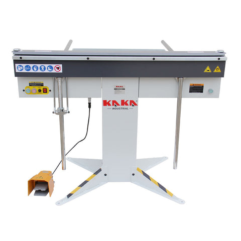 KAKA Industrial EB-1250, 1250mm Magnetic Bending Machine 16-Gauge Mild Steel Capacity
