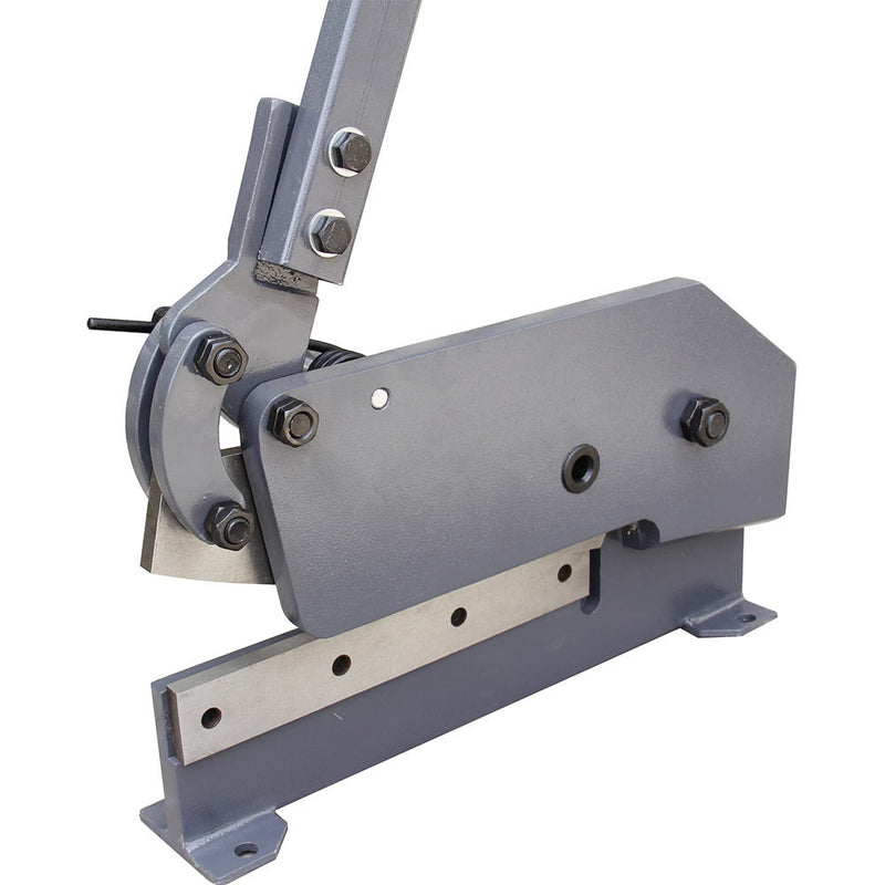 KAKAIND 8-In Manual Hand Plate Shear, Solid and Precise Sheet Metal Plate Shear