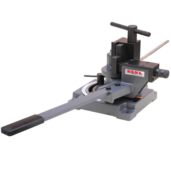 KAKA UB-100A Universal Bender, High Quality Hot & Cold Metal Flat Bar Bender
