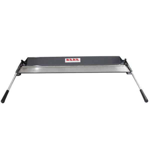 Kaka  W1.2x1000 1000mm Sheet Metal Bending Brake,18 Ga Mild Steel, 16 Ga Aluminum