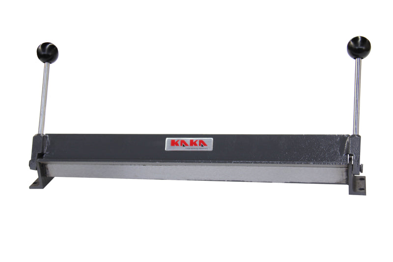 KAKAIND 460MM Sheet Metal Bending Brake, 1.2MM Mild Steel W1.2x460
