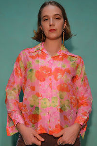 Flamingo Garden Shirt