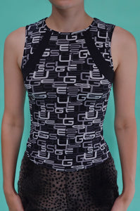 Guess Mesh Singlet (UNISEX)