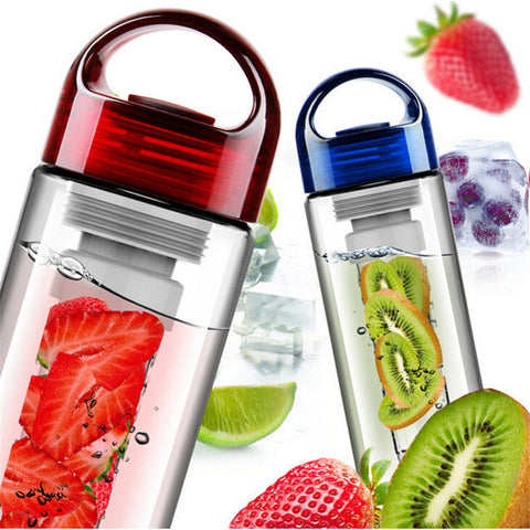 WaterFrutifer™ - The Fruit Infuser Water Bottle That Turns Plain Water Into A Natural Vitamin Source - FREE WORLDWIDE SHIPPING