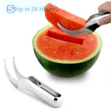 Watermelon Melon Slicer Corer Fruit Cutters