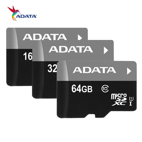 ADATA Memory Card 64GB Micro SD Card