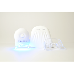LED Teeth Whitening Light & Mouth Tray