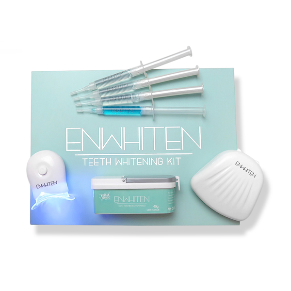 Sensitive White - Teeth Whitening Kit