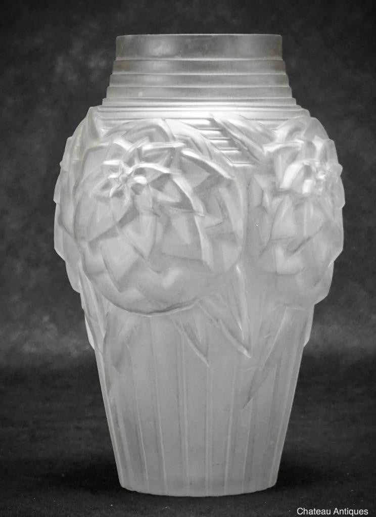 Mller Frres Art Deco Vases For Sale Photos Info Chateau