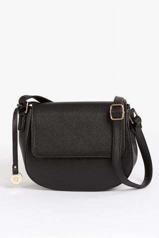 Greenpoint PU leather messenger bag