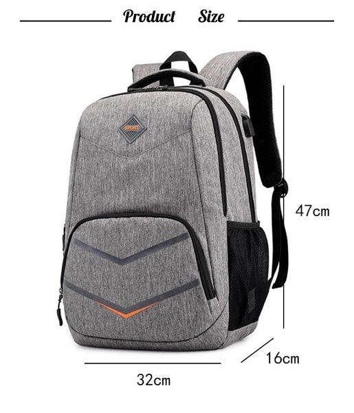 Uduak Oxford backpack