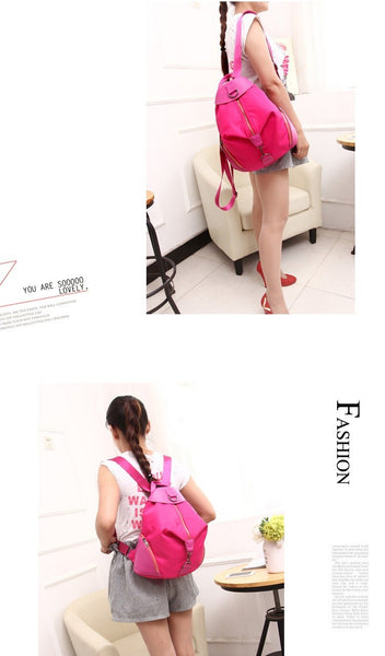 Najwa nylon backpack