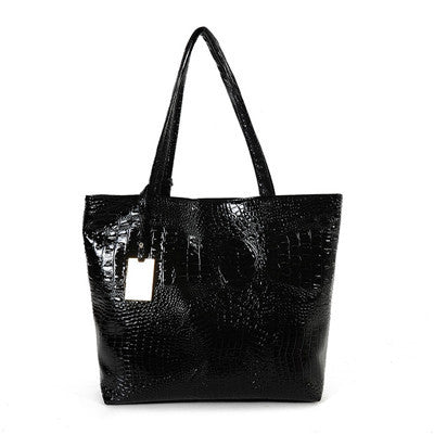 Yekateri  PU leather tote bag