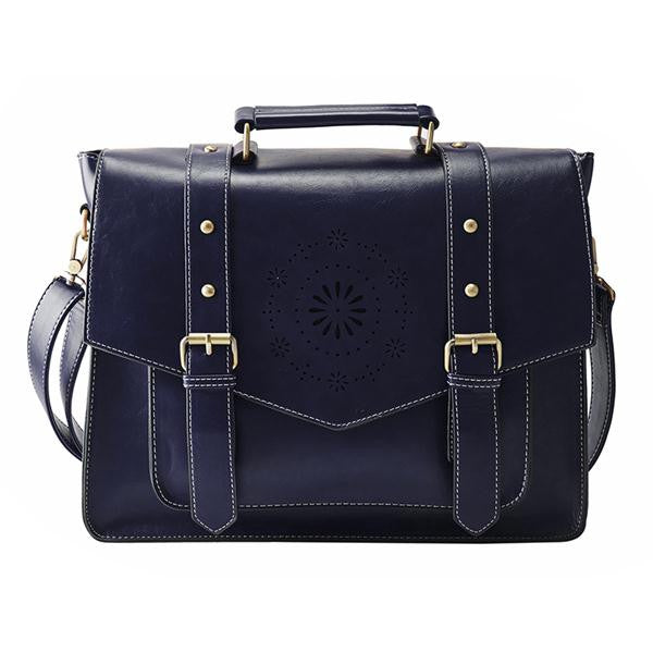 Harper nylon shoulder bag